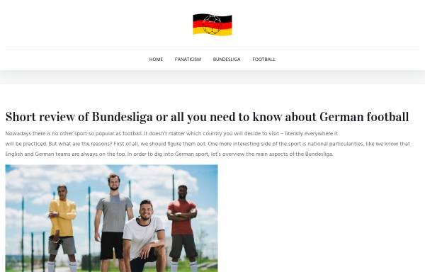 Vorschau von www.androgon.com, Androgon
