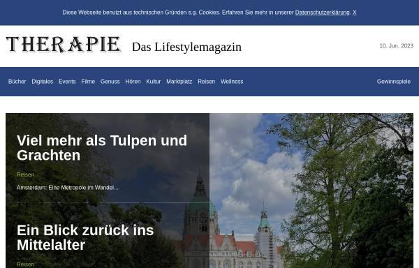 Vorschau von www.therapie-online.de, Therapie