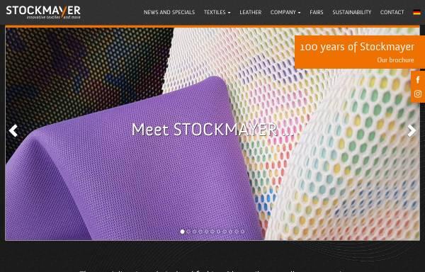 Vorschau von www.stockmayer.com, Otto Stockmayer + Sohn GmbH