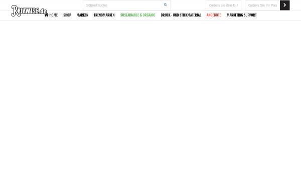 Vorschau von www.ralawise.de, Sonatex Textilgroßhandel GmbH