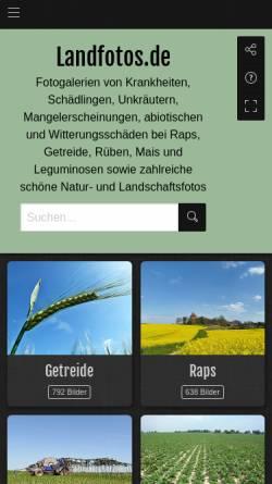 Vorschau der mobilen Webseite agrarfotodesign.de, Agrarfotodesign, Astrid Oldenburg