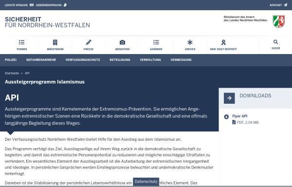 Vorschau von www.mik.nrw.de, Kommunaldatenbank NRW