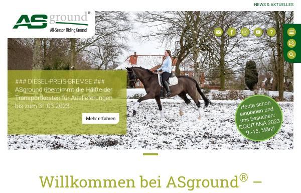Vorschau von www.asground.de, ASground Bodo Klopsch UG