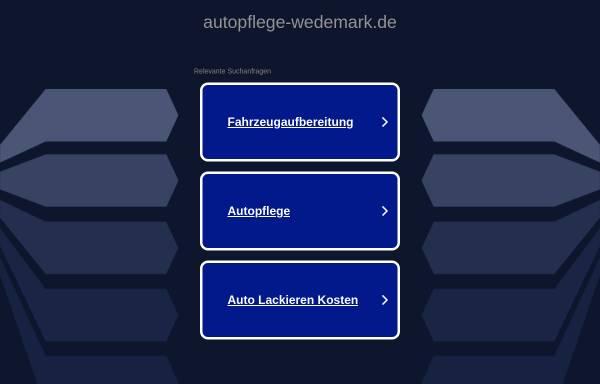Vorschau von www.autopflege-wedemark.de, Önders Autopflege Wedemark GmbH