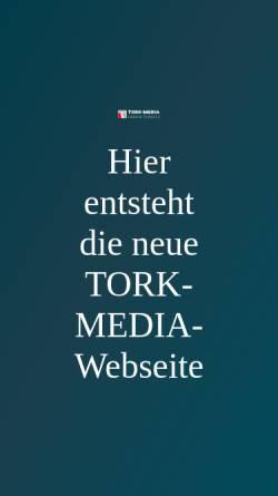 Vorschau der mobilen Webseite www.tork-media.de, Tork-Media, Torsten Kaletta