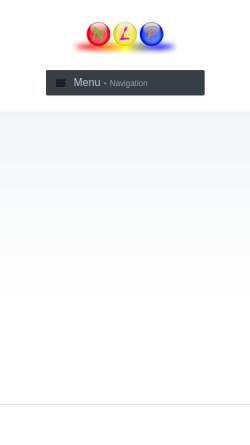 Vorschau der mobilen Webseite nlpportal.org, NLP-Portal