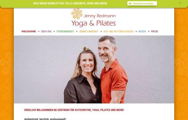 Vorschau von pt-redmann.de, Jenny Redmann - Personal Training Studio