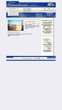 Vorschau der mobilen Webseite server.vddo.de, Ferienwohnungen Inge Buttlar