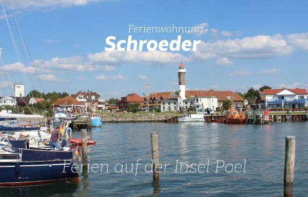 Vorschau von www.webfewo.de, Ferienwohnungen Schroeder