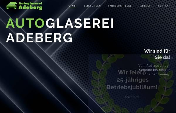 Vorschau von www.autoglaserei-adeberg.de, Autoglaserei Adeberg