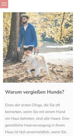 Vorschau der mobilen Webseite www.baor-gmbh.de, Herbert Baor & Co