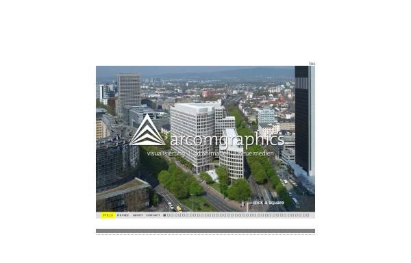 Vorschau von www.arcom-graphics.de, Arcom Graphics