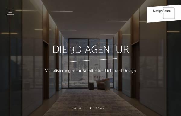 Vorschau von www.designraum.ch, DesignRaum GmbH