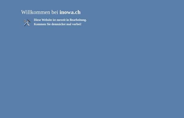 Vorschau von www.inowa.ch, Inowa