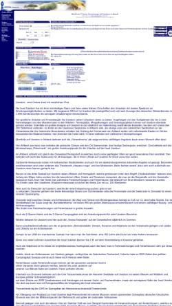 Vorschau der mobilen Webseite www.usedom-travel.net, Ferienunterkünfte-Verzeichnis