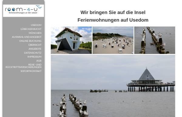 Vorschau von www.room-4-u.de, room-4-u GmbH