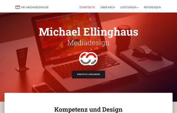 Vorschau von www.michaelellinghaus.de, Michael Ellinghaus