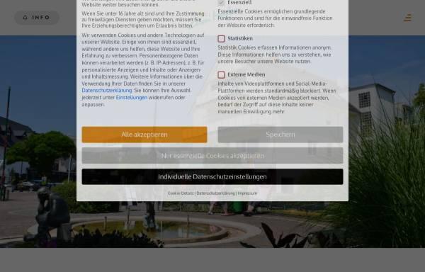 Vorschau von zum-hafen.de, Hotel Am Yachthafen