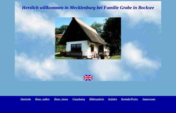 Vorschau Von Www.ferienhausgrabe.de, Ferienhaus Grabe ...