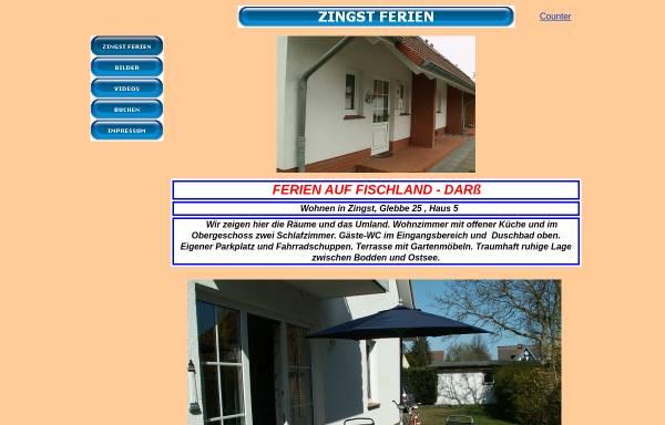 Vorschau von www.lupogaw.de, Ferienwohnung Wolf