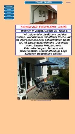 Vorschau der mobilen Webseite www.lupogaw.de, Ferienwohnung Wolf