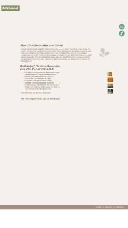 Vorschau der mobilen Webseite www.eichenhof-prerow.de, Eichenhof-Prerow, Inhaber Heiko Barthel