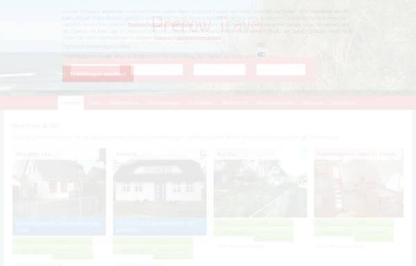 Vorschau von www.prerow-travel.de, Prerow Travel, Inhaber Thomas Stein