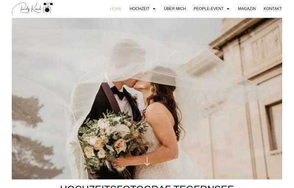 Vorschau von www.rolfkaul.de, Hochzeitsfotograf Rolf Kaul Tegernsee