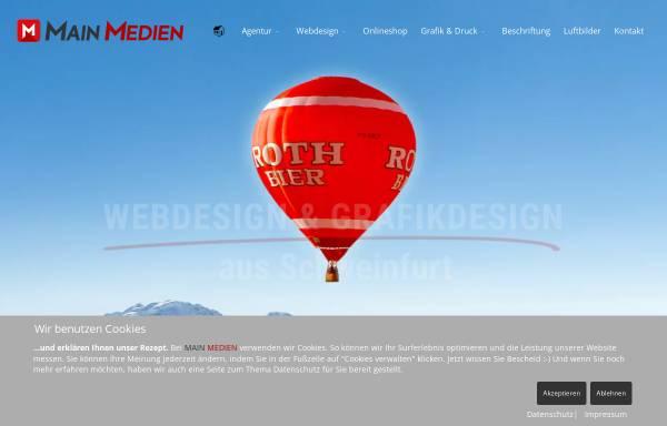 Vorschau von www.main-medien.de, MAIN MEDIEN