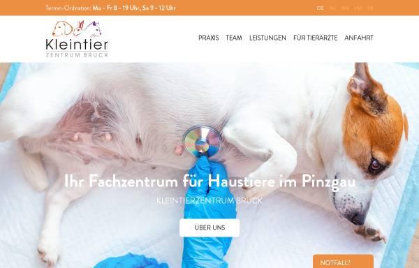 Vorschau von www.kleintierpraxis.co.at, Kleintierpraxis Dr. med. vet. Juraj Lieskovsky