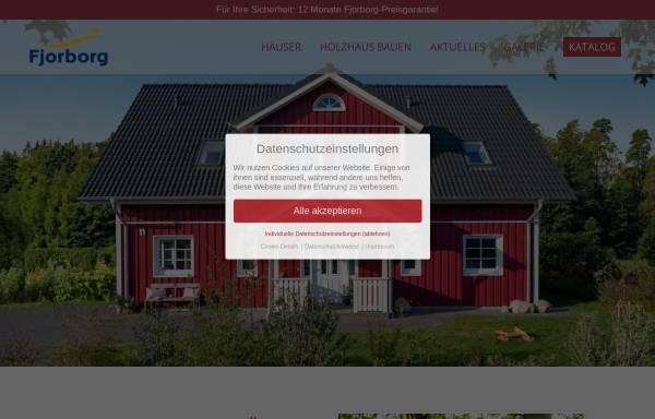 selbstbauhaus vorschau von fjorborg schwedenhausde holzhauser schwedenhauser fertighauser keilen nunkirchen