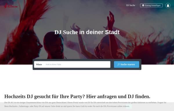 Vorschau von www.dj-ag.de, DJ AG
