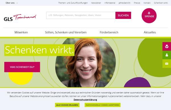 Vorschau von www.gls-treuhand.de, GLS Treuhand e.V.