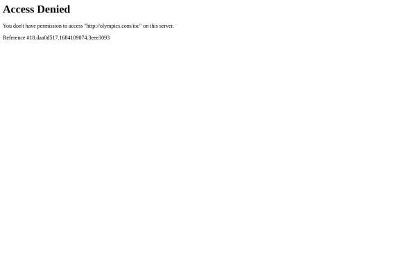 Vorschau von www.london2012.com, Olympische Spiele 2012
