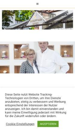 Vorschau der mobilen Webseite www.goldschmiede-dallmann.de, Goldschmiede Dallmann