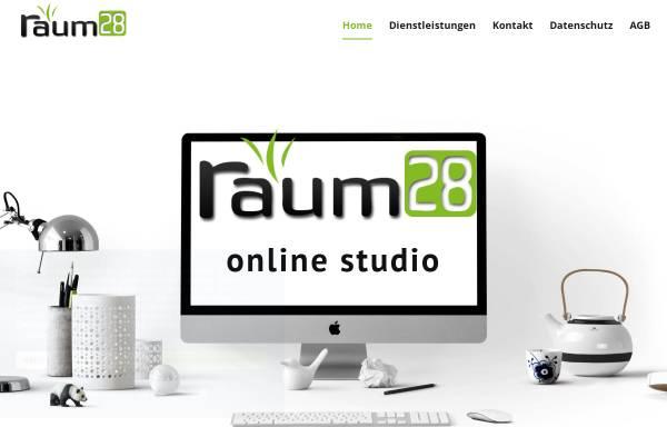 Vorschau von www.raum28.de, Raum28, Karsten Kreyer
