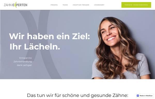 Vorschau von www.die-zahnaerztin.ch, Zahnarztpraxis Oberle GmbH