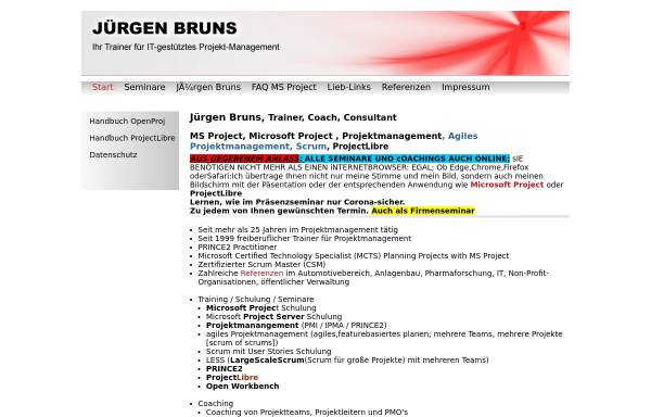 Vorschau von www.inticon.de, Fenix Projektconsulting & Beteiligungsges. mbH