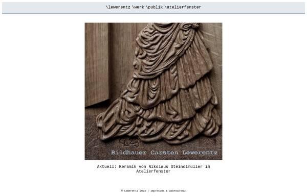 Vorschau von www.atelierfenster.com, Lewerentz, Carsten