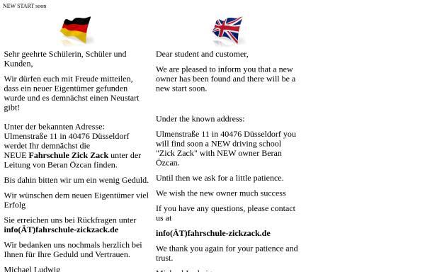 Vorschau von www.fahrschule-ludwig.de, Fahrschule Michael Ludwig