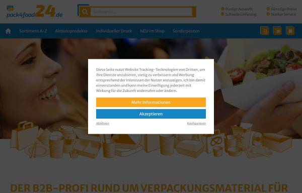 Vorschau von www.pro-dp.de, Unterstützung für Unternehmen aus Industrie, Handel und Logistik