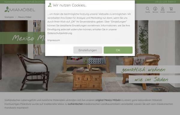 Mia Möbel, Sascha Haug: Möbel, Onlineshops & Delikatessen mia-moebel.de