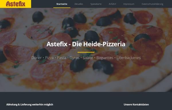 Vorschau von www.astefix-soltau.de, Astefix Pizzeria und Lieferservice