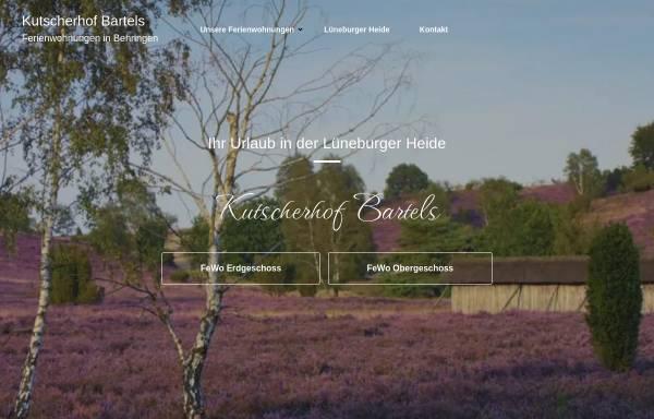 Vorschau von www.annes-kutschfahrten.de, Annes Kutschfahrten