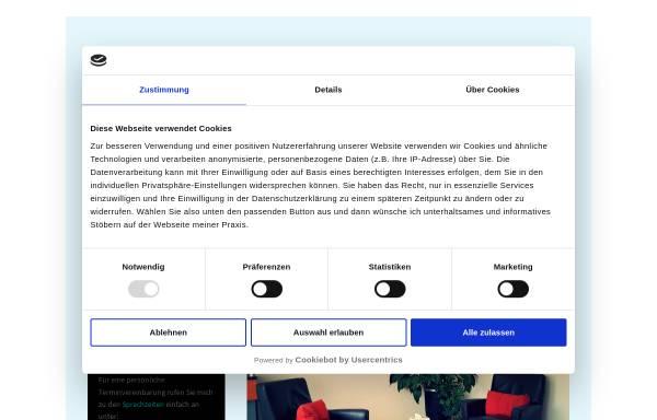Vorschau von www.praxis-stelzer.de, Stelzer, Johannes - Praxis für ärztliche Psychotherapie