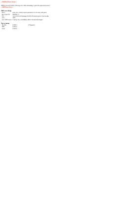 Vorschau der mobilen Webseite www.witchmaster.de, Witchmaster Software GbR