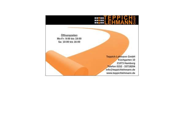 Vorschau von www.teppichlehmann.de, Teppich Lehmann GmbH