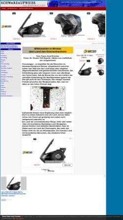 Vorschau der mobilen Webseite www.schwarzaufweiss.de, Reiseführer Bhutan
