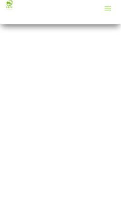 Vorschau der mobilen Webseite www.pefc.at, PEFC Austria
