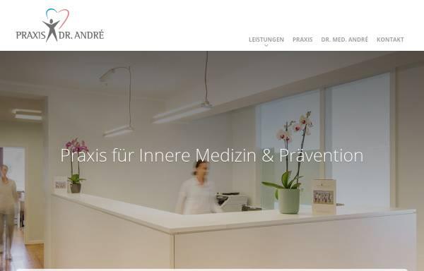 Vorschau von www.internistin-darmstadt.de, André, Dr. med. Annamaria